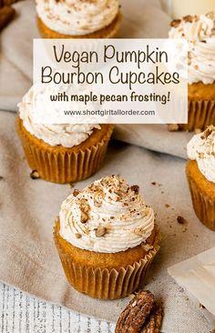 Vegan Dessert Recipes, Cupcake Recipes, Baking Recipes, Dairy Free Recipes, Delicious Desserts, Yummy Food, Best Vegan Desserts, Baking Ideas, Recipes Dinner