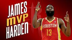 Houston Rocket's James Harden for 2016-17 NBA MVP