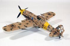 Italian Macchi 202 - Eastern Front unknown scale