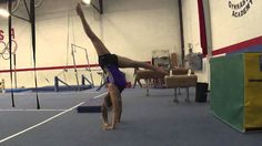 How to teach back walkovers from the beginning