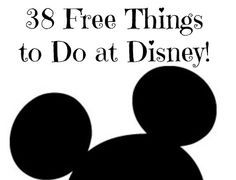 Lots of Great #FREE Things to do at #Disney! This is awesome! Pin for later! www.supercouponla...