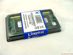 Kingston KVR333X64NC25/512, KVR333 SODIMM Laptop 512MB Memory Stick #Kingston