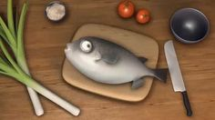 Balığın Hayatı Ve Sonu - Animasyon - HD