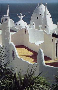 Punta del Este- Casa Pueblo