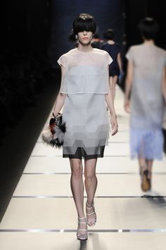 Fendi S/S 2014 Collection