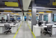 Open offices at Andritz Offices - New Delhi