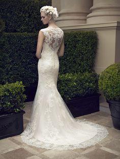 Superb Style Beautiful Lace Illusion Back Wedding Dresses The White Closet Bridal Tampa