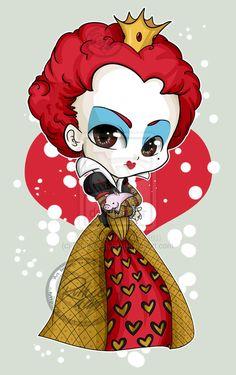Chibi's rainha vermelha♥♥