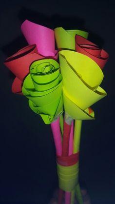 Paper flower..