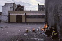 Raymond Depardon. Glasgow 1980. Carlton.