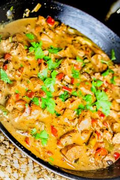 Keto Recipes, Dinner Recipes, Cooking Recipes, Thai Chicken Curry, Thai Red Curry, Good Food, Yummy Food, Food Inspiration, Crockpot