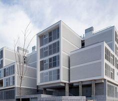 Galeria - Habitação Social em Valleca´s Eco-boulevard / Olalquiaga Arquitectos - 21