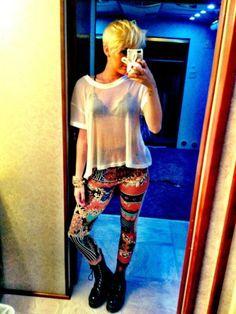 Miley Cirus slut wave seapunk blvck dustrial