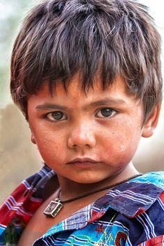 """Niño indio"" de Daniel Alberto Mari - Argentina - Junio/2016"