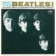 MY FIRST BEATLES' RECORD
