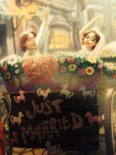 Tangled - Rapunzel and Flynn Rider Walt Disney, Disney Nerd, Disney Couples, Disney Films, Disney And Dreamworks, Disney Magic, Disney Pixar, Rapunzel Flynn, Rapunzel And Eugene