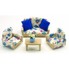 Amazon.com : Sylvanian Families Dining Room Set : Doll Furniture : Toys U0026  Games | Calico Critters | Pinterest | Family Dining Rooms, Sylvanian  Families And ... Part 44