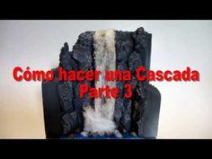 Como hacer una cascada - Parte 3 - YouTube