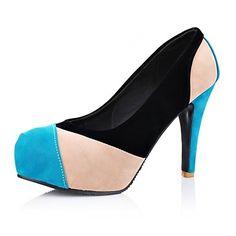 Kvinners Stiletto Heel Platform Pumps sko (flere farger) – NOK kr. 165