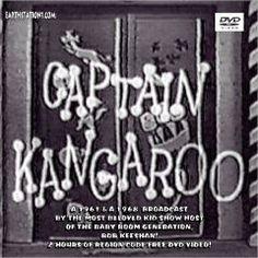 captain kangaroo- one of my best childhood memories- I had such a crush on mr. Childhood Tv Shows, Childhood Days, Bob Keeshan, Mchale's Navy, Captain Kangaroo, My Babysitter, School Tv, Yearbook Quotes, Visual Memory
