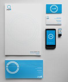PqaB - Identidade Visual by Fabiano Rocha, via Behance