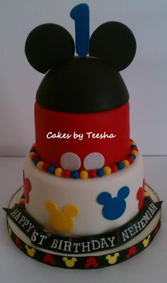Disney Themed Cakes - *