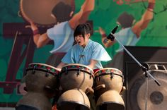 2011 Ten Drum International Festival, Ten Drum Culture Village, Rende, Tainan, Taiwan