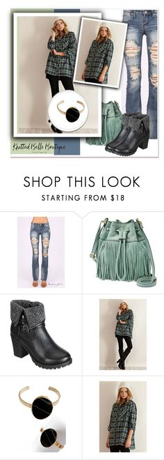 """Knitted Belle Boutique 2."" by selmir ❤ liked on Polyvore featuring Machine, FOSSIL, AMA and knittedbelleboutique"