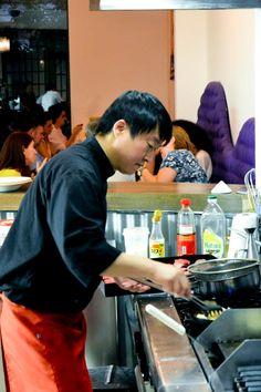 Chef Mun @ iLatina Event in Bsas