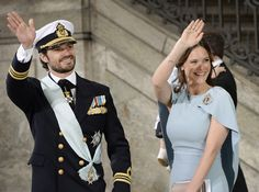 Prince Carl Philip of Sweden and Princess Sofia; christening of Prince Oscar of Sweden in The Royal Chapel, Stockholm on May 27, 2016 #antonioberardi