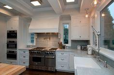backsplash tile mosaic  Kitchen - traditional - kitchen - portland - Jenny Baines, Jennifer Baines Interiors
