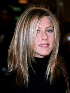 Image result for jennifer aniston hair