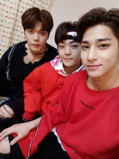 Hansol, Chan & Hangyul