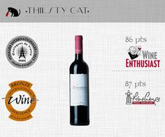 Great Awarded Red Wines under 5€ ! DONA HELENA RED 2013 - https://thirstycat.shopk.it/product/dona-helena-red-2013