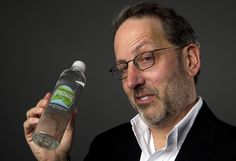Jay Famiglietti's mission: to rescue us from our bad water habits