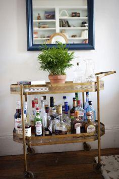i want a bar cart if i had room