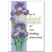 wish a wonderful couple blessings on their anniversary with religious cards from printery house printeryhouse