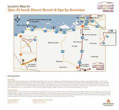 qasr al sarab - Google Search Desert Resort, Dubai Desert, Car Museum, Desert Island, Location Map, Island Resort, Abu Dhabi, Resort Spa, Things I Want