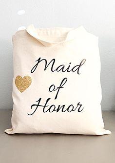Custom tote bags-Tote bag Gold Glitter Heart by GracefulGreetingCo