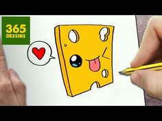 COMMENT DESSINER PIRULETA KAWAII ÉTAPE PAR ÉTAPE – Dessins kawaii facile - YouTube