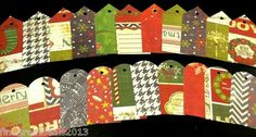 60 Heirloom Christmas Gift Tags Lot Holiday Crafts Product Labels New | eBay #depotdeals #ebay_store #shoponline #christmastags #gift_tags #labels #Holiday_gift_tags #christmas_crafts #scrapbooking #kidscrafts