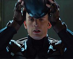my gifs spoilers mine Captain America Steve Rogers maybe winter soldier marveledit apologies for the low quality captainamericaedit eomers the video wasn