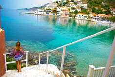 Is Kefalonia the best island in Greece? Find out what secrets we found on a recent trip to the island and where the best beach in Greece can be found in thi Ithaca Greece, Santorini Greece, Mykonos, Best Greek Islands, Greece Islands, Greece Vacation, Greece Travel, Greece Trip, Vacation Destinations