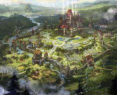 Edora. The Legacy of the Giants by Igor Burlakov