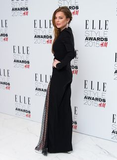 Lindsay Lohan Photos: Elle Style Awards 2015 - Outside Arrivals