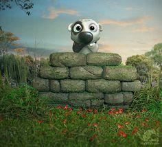 Garden by nachoriesco.deviantart.com on @deviantART