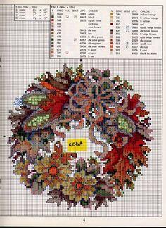 ° ● Cross-stitch design ●, small OrOi: Naver blog