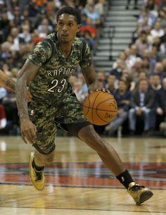 Toronto Raptors Players Rock Custom Air Jordan Kicks Courtesy of Drake - KicksOnFire.com