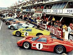 Le Mans 1967 (Ford)