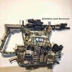 """@bullets_and_burnouts on Instagram: """"Been putting off getting a plate carrier and armor for a long time. Fixed that today."""""""